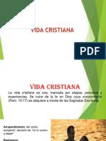 VIDA CRISTIANA DEL LIDER
