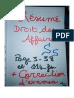 Droit Des Affaires.S5