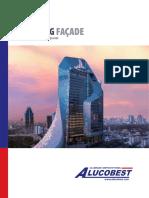 Alucobest Aluminum Composite Panel for Architectural & Building