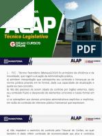 Maratona_Alap_Tecnico_Legislativo_Sandro_Bernardes