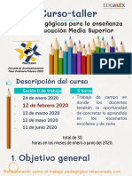 bases pedagogicas feb
