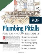17024926 Plumbing Pitfalls
