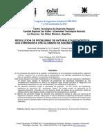 Estadística inferencial en el análisis de procesos
