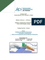Análisis y Diagnóstico Financiero
