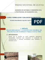 CLASE 1 - ANTECEDENTES Y DEFINICIÓN