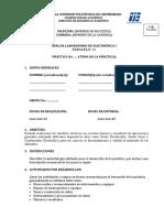 FORMATO DE PRÁCTICAS DE LABORATORIO