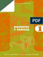 Cuadernos Para La Enseñanza de Los Derechos Humanos 1