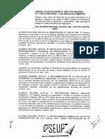 ACUERDO LABORAL INPEC-SINDICATOS FIRMANTES..