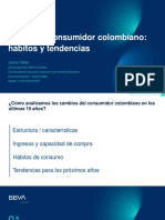 Un nuevo consumidor colombiano