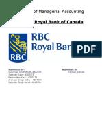 rbc analysis