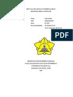 RPP SMP Zat Aditif dan Zat Adiktif