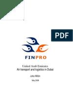 Dubai Air Transport and Logistics 2