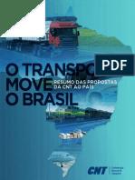O Transporte Move o Brasil - Resumo das Propostas da CNT ao País.pdf