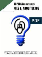 Aprende y conoce todo los MATERIALES para diseñadores y ARQUITECTOS.pdf