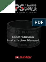 APS ElectroFusion Installation Manual Aug 2016