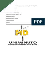 constitución política 1886 y 1991