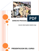 SESION 01 PROCESAL LABORAL