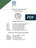 PROYECTO DE PLANIFICACIÓN Y DISEÑO DE UNA PLANTA PRODUCTORA   DE TUBERÍA DE PVC