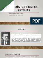 Teoría general de sistemas (2)