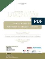 Presentation Diaspaura 2010 Nov10