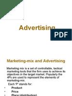 Advertising Class