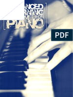 Advanced Learning Techniques for Piano v1.0