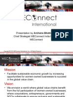 WEConnect India Initiative
