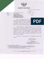 Jadwal Tentatif Perencanaan, Pengendalian Dan Evaluasi Kabupaten Kapuas 2020