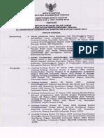 SK Bupati - Pejabat Wajib Lapor LHKPN 2019