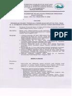 SK Perubahan PPTK RSUD dr. H. Soemarno Sosroatmodjo Kuala Kapuas 2020