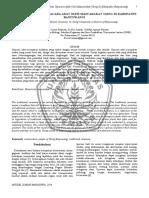 ETNOBOTANI BAHAN UPACARA ADAT OLEH MASYARAKAT USING DI KABUPATEN BANYUWANGI.pdf