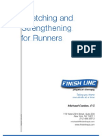 Strengthening and Stretching for Runners