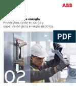 202002 Abb Catálogo Tarifa 2020 Vol2 Protección Corte en Carga y Supervisión de La Energía