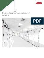 202002 Abb Catálogo Tarifa 2020 Vol7 Envolventes Para Automatización y Control