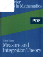 44632470 Measure and Integration Theory Heinz Bauer[1]
