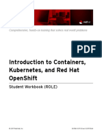 DO180 - Introduction to Containers, Kubernetes, and Red Hat OpenShift.pdf