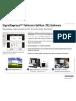 Signal Express Fact Sheet
