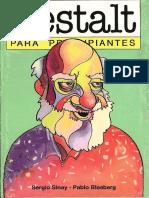 Sergio Sinay. Gestalt Para Principiantes