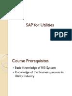 SAP ISU Intro