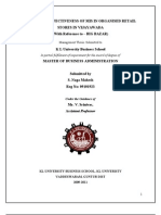 RETAIL STORES-MIS BY S.MAHESH,GUMMADIDURRU..9248528762,k.l.university
