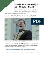 Cinco deslizes (e uma surpresa) do filme 'Chatô – O Rei do Brasil' | VEJA SÃO PAULO