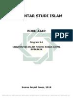 Buku - Pengantar Studi Islam