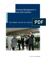 Cultural Diversity Management in Deutschland