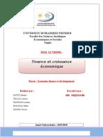 EFD Thème 1 Finance et croissance économique (word)