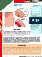 Prevención Meningitis