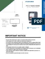 FCV585 FCV620 Operator's Manual e