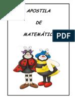 APOSTILA DE MATEMATICA