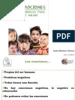 EMOCIONES escuela de Padres