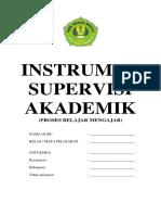 INSTRUMEN SUPERVISI AKADEMIK.docx