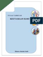 Tugas Tarbiyah - Khaira Sakiah Jufri
